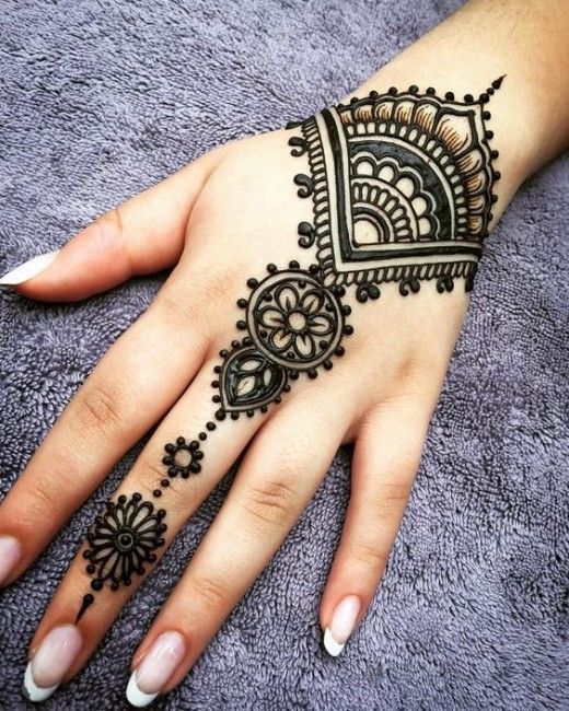 1000 Incredible Mehndi Designs Of 2018