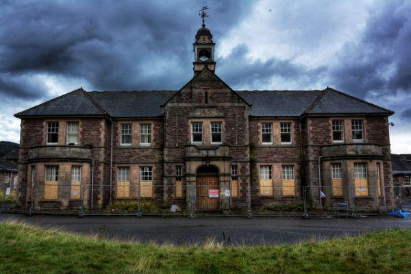 talgarth asylum Grim History, Grand Buildings: Abandoned Talgarth Asylum, Wales