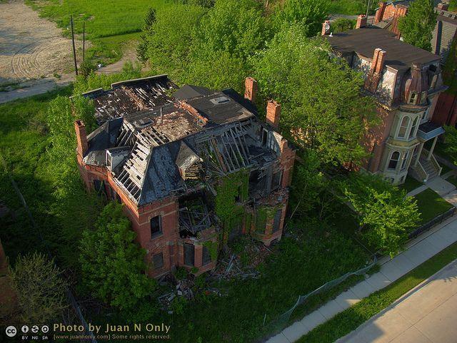 Victorian Homes Detroit
