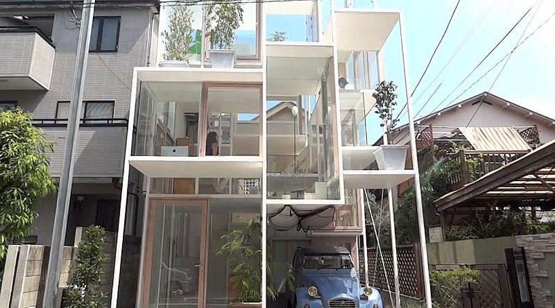 Discover 10 Iconic Houses That Break All The Rules Urban