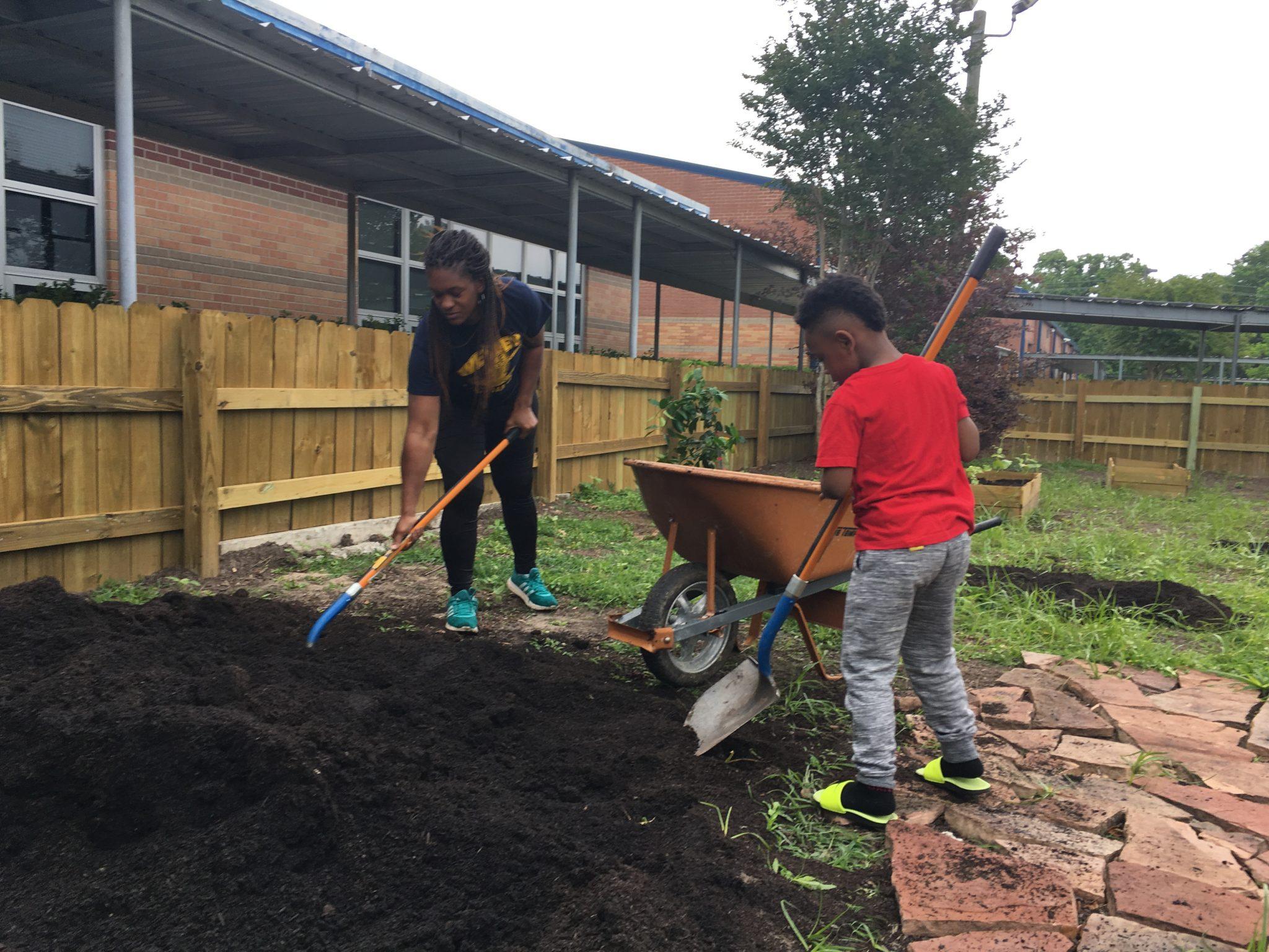 Adopt-A-Garden Kicks Off at Key Gardens
