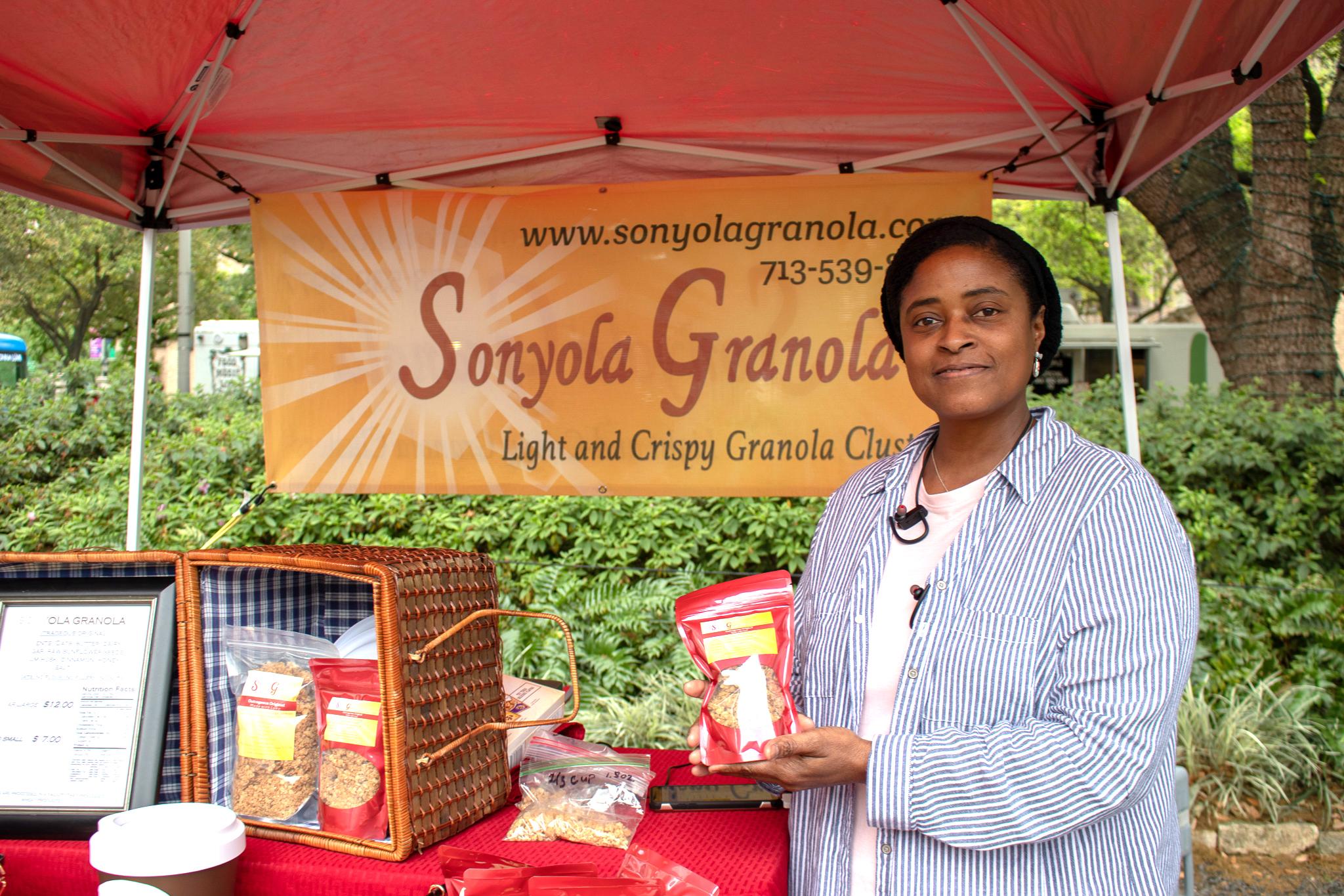 Sonyola Granola