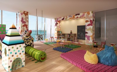 Missoni Baia Kids Playroom