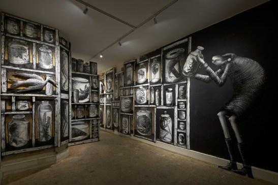 Phlegm-The-Bestiary-Show-London-3