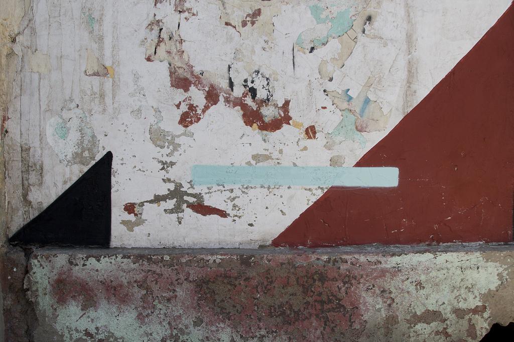 Nelio new pieces in santiago de chile urbanite for Carpenter papel mural santiago chile