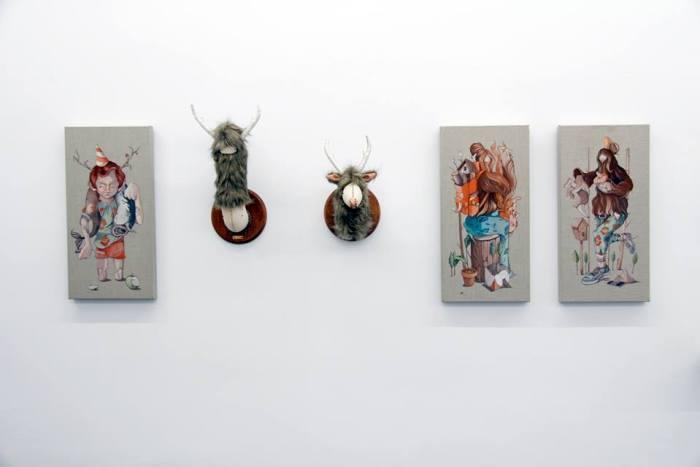 Plastic Murs Twee Muizen - 05