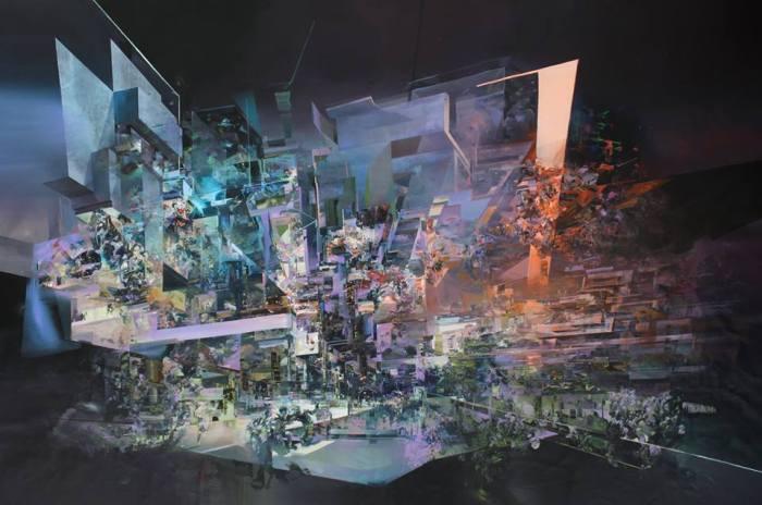 Robert Proch and Daniel Chazme 'Erasing Green'