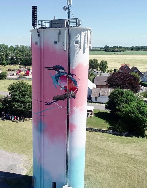 Joram Roukes for the Out in The Open project in Gedsted