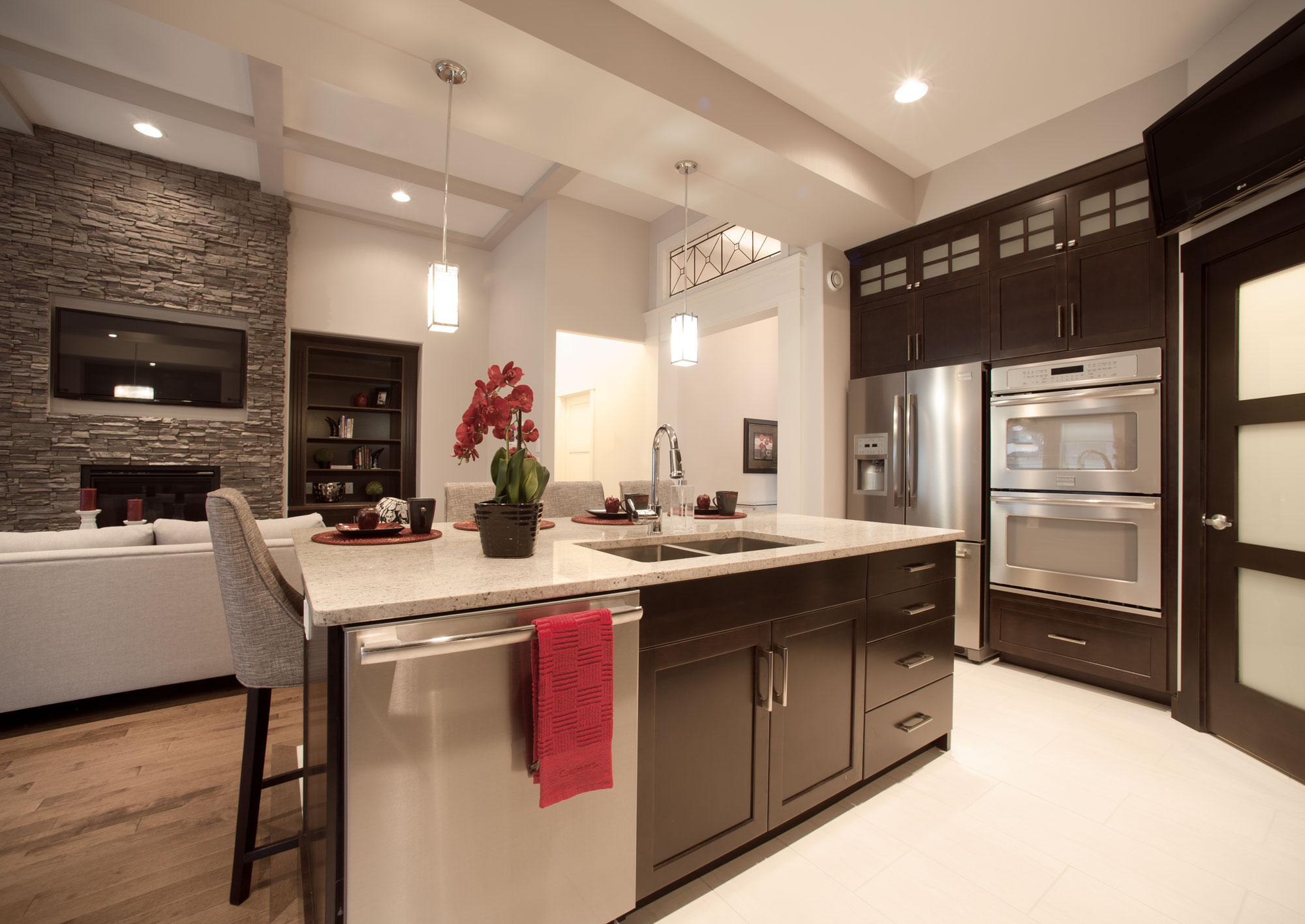 Our Home Design In Edmonton Classic Residential