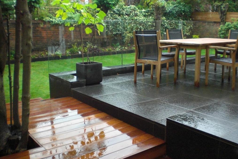 Split Level Garden | Urban Landscape Design on Split Garden Ideas id=17102