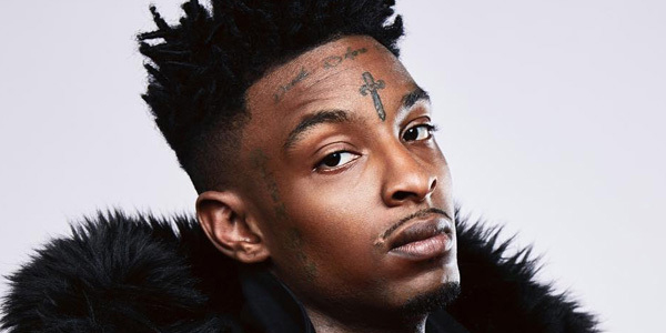 "21 Savage To Headline Monster Energy Outbreak ""Issa Tour"" This Spring"