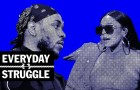 Ashanti Joins to Confront Ak and Joe, Grammy Reactions, Irv & Murder Inc | Everyday Struggle