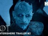 Game of Thrones Season 7: #WinterIsHere Trailer #2