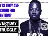Is Troy Ave Just Begging for Attention With 'Nupac' Album Title?