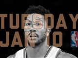 NBA Daily Show: Jan. 10 – The Starters