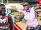 Recreational Rodeo with Leslie Jones   Kevin Hart: What The Fit Episode 5