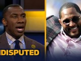 Shannon Sharpe Reacts to Ray Lewis' 'I wasn't Protesting'