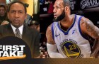 Stephen A. Smith sends warning to LeBron James