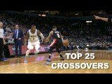 Top 25 BEST Crossovers and Handles of the Week | 01.01.17 – 01.07.17