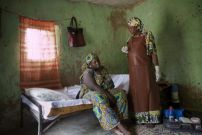 Faces of Courage – Intimate Portraits of Women on the Edge