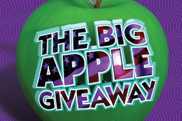 The Big Apple Giveaway