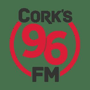 Cork's 96FM logo