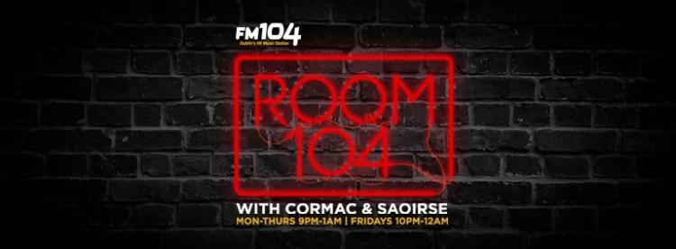FM104 Room 104 show