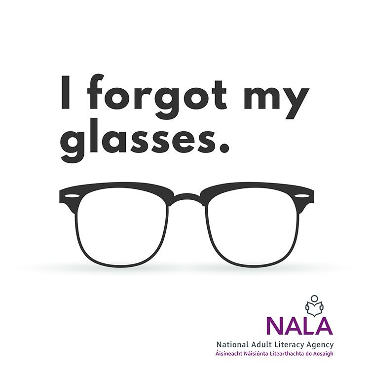 Forgot Glasses podcast cover