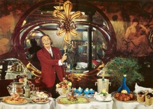 A Dali Cookbook? Yes, please!