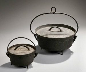 The roots of the modern Dutch oven