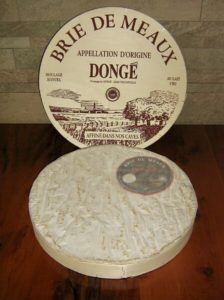 Real deal AOC Brie - Look for the label
