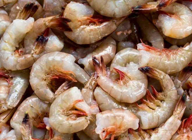 Medium Shrimp come 41-50 to the pound