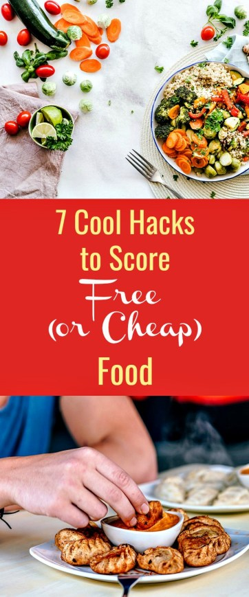 7 Cool Hacks to Score Free (or Cheap) Food by Urban Naturale