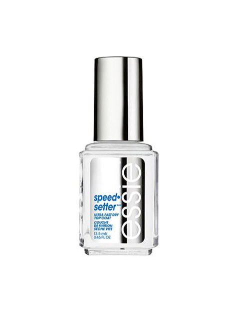 essie speedsetter topcoat The 5 Best Top Coats, According to a Pro Nail Artist