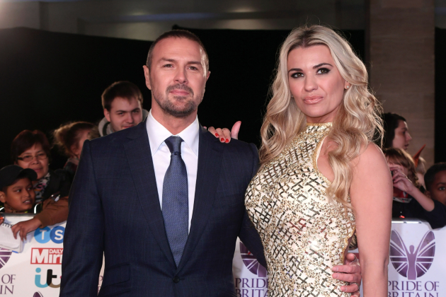 Paddy McGuinness naked bath video