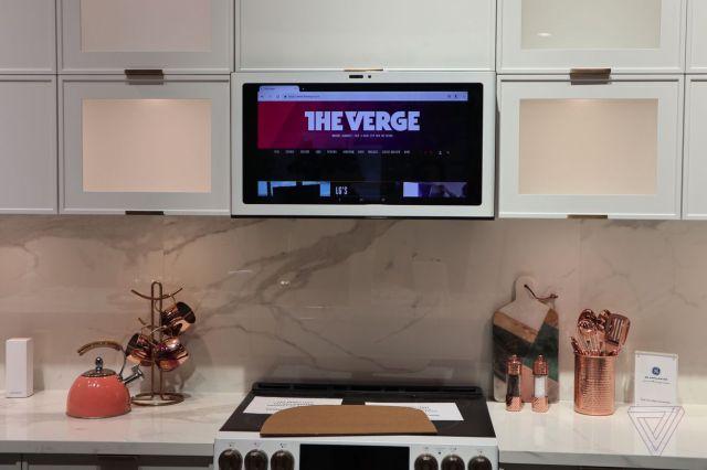 The GE Kitchen Hub.