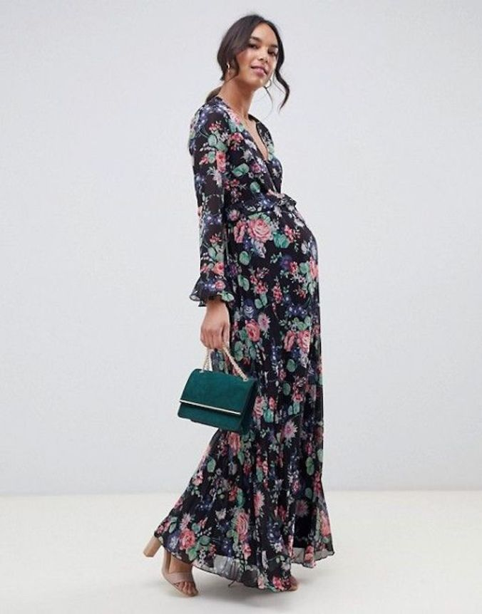 3cd0e28bb5 37 Cute Maternity Dresses That Are Truly Perfect for Valentine s Day