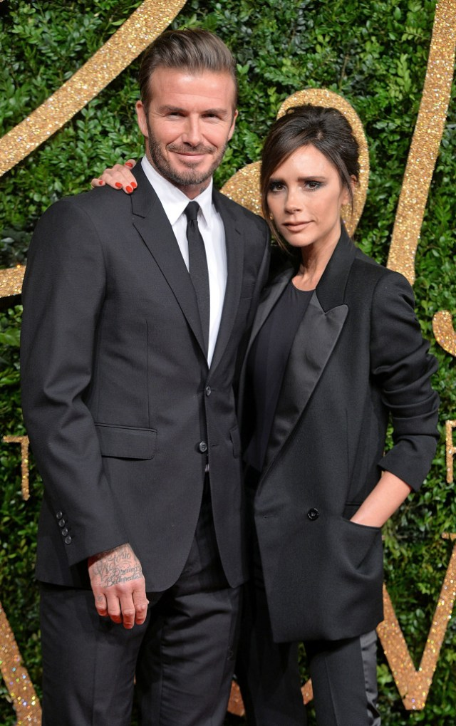 STYLECASTER | Celeb Cheating Scandals | David and Victoria Beckham