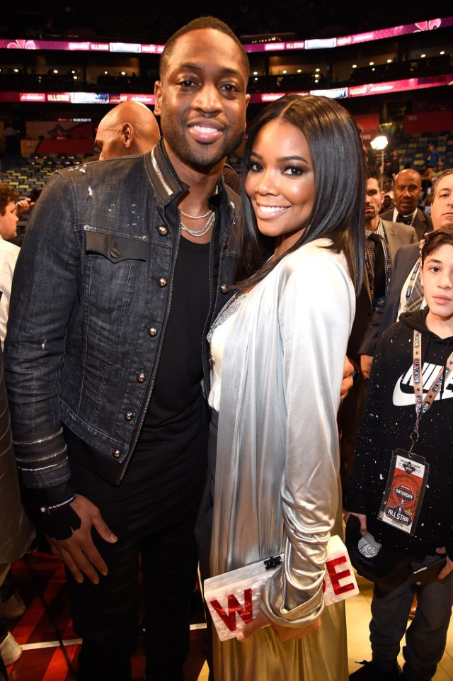 STYLECASTER | Celeb Cheating Scandals | Gabrielle Union and Dwyane Wade