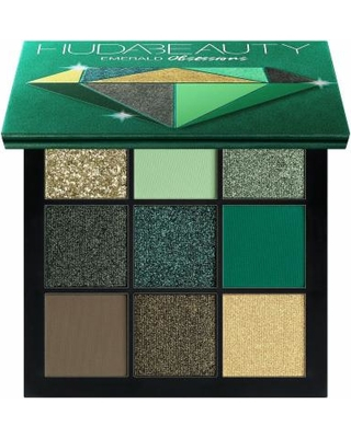 huda beauty obsessions eyeshadow palette precious stones collection stylecaster Jewel Toned Eyeshadow is the Must Have Missing From Your Winter Makeup Routine