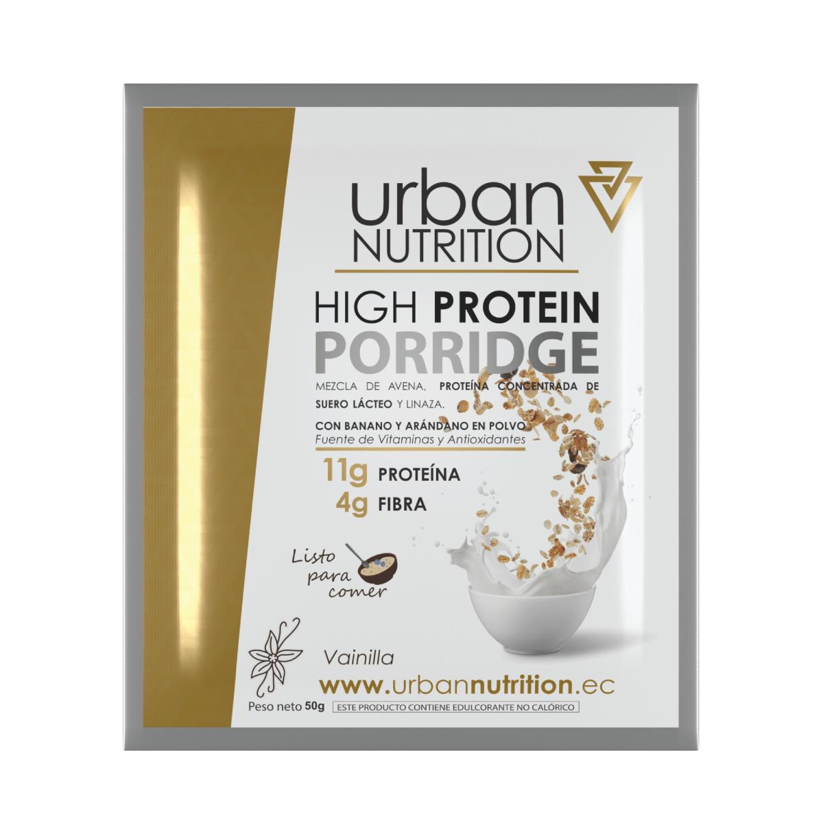 desayuno fitness de proteina saludable
