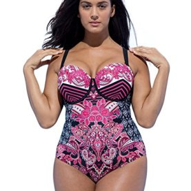 Baroque Underwire Swimsuit