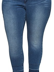 Plus Size Alina Ankle Jeans