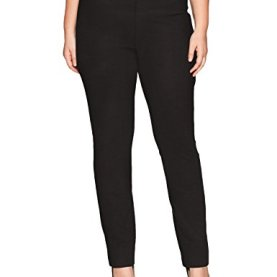 Plus Size Ponte Trouser
