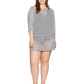 Crochet Boat Neck Tunic Cover up