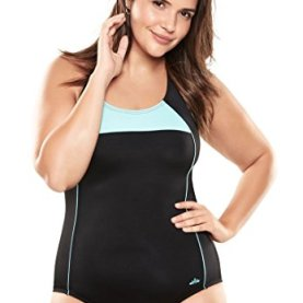 Cross Back Maillot Swimsuit