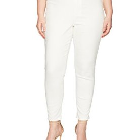 Plus Size Four Pocket Pant