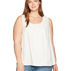 Shirttail Slit Combo Tank