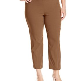 Pull-On Stretch Ankle Pant