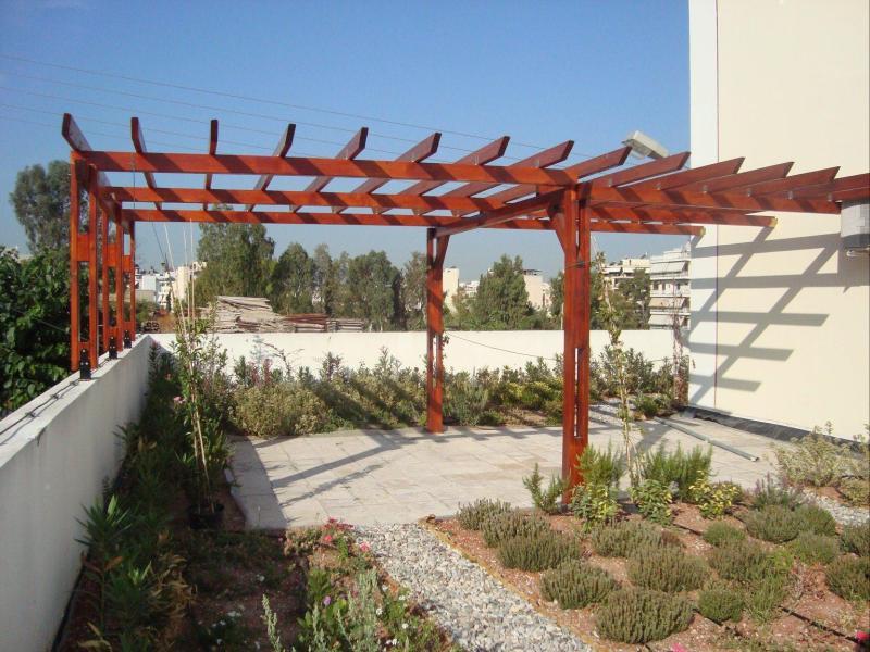 Πράσινη στέγη Μοσχάτο